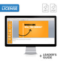 Cross The Line PowerPoint® Presentation License (organization-wide)