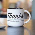 Good Things Gift Mug (14 oz) - The Note