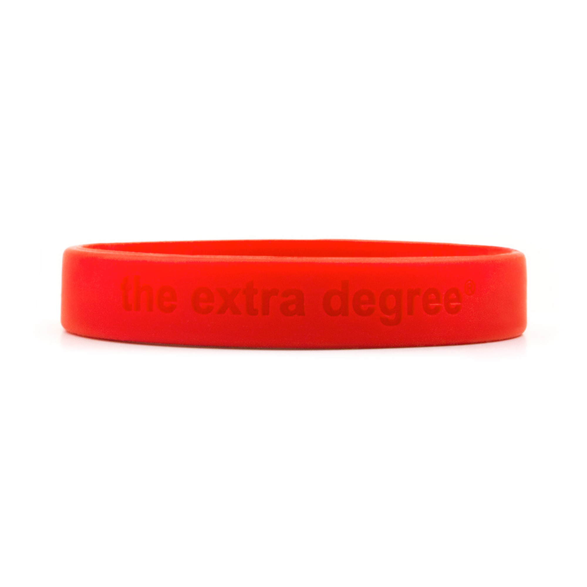 212 Wristbands Red