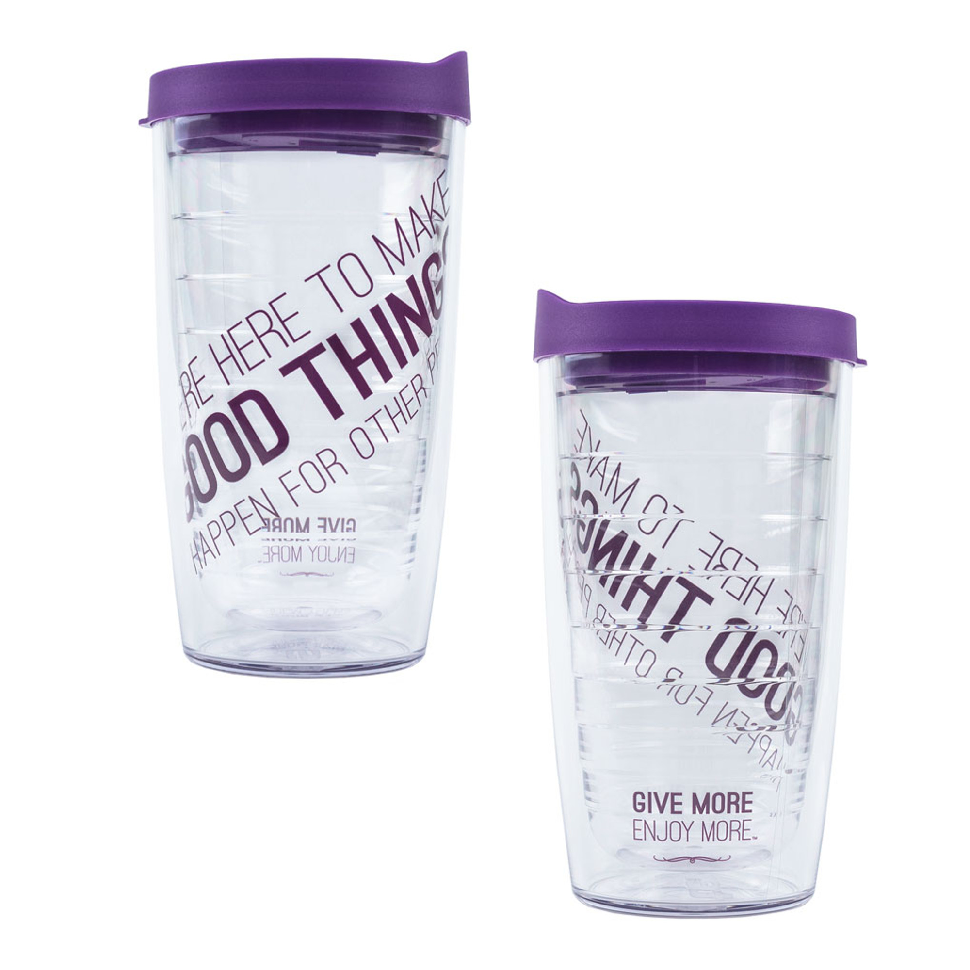 Make Good Things Hen Tervis Tumbler Diagonal 16 Oz