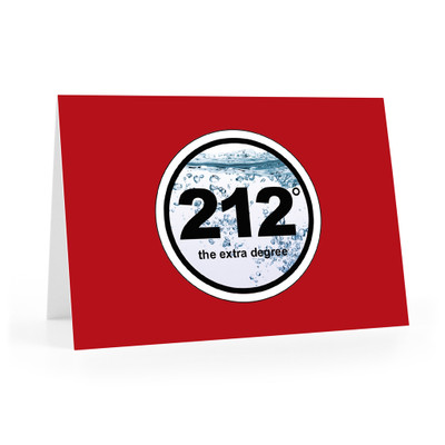 212° Notecards (boiling point)