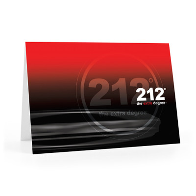212° Notecards (steam)