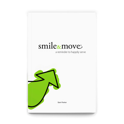 Smile & Move Book (no stickers, single)