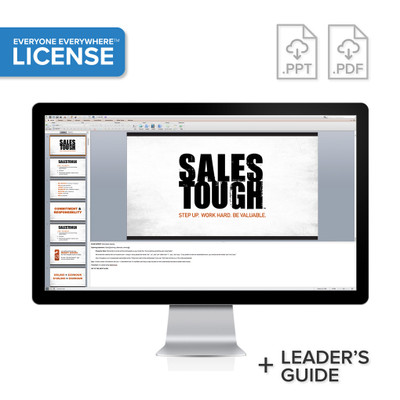 SalesTough PowerPoint® Presentation License (organization-wide)