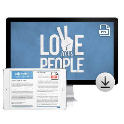 Love Your People PowerPoint®  Presentation Download