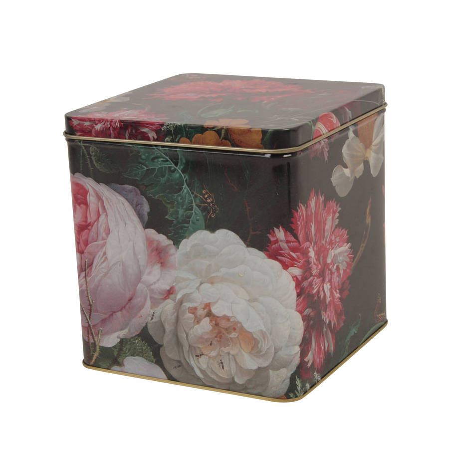 Rijksmuseum Bright Flower Tin