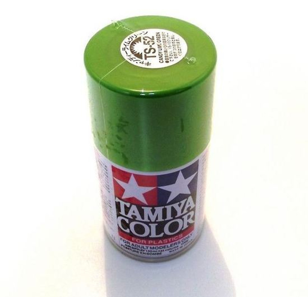 ts 52 tamiya 100ml spray paint candy lime green. Black Bedroom Furniture Sets. Home Design Ideas