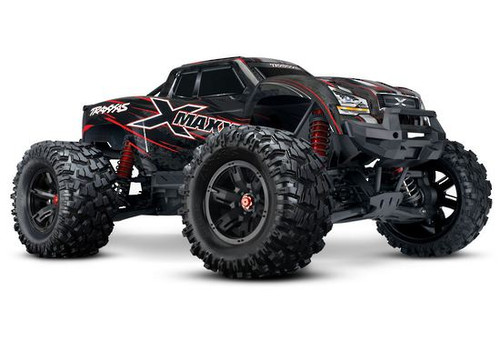 Traxxas 77086-4 X-Maxx 8S 4WD RTR RC Monster Truck