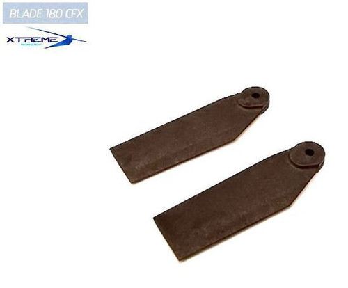 B180X11-K - Xtreme Carbon Polymer Tail Blade: BLADE 180CFX