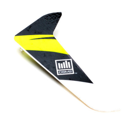 BLADE BLH3120 Vertical Fin with Decal: 120SR