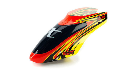 BLADE BLH3722B Red / Yellow Option Canopy: BLADE 130 X