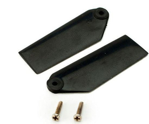 BLADE BLH3733 Tail Rotor Blade Set: BLADE 130 X