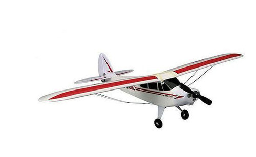 HobbyZone HBZ8100 Super Cub S RTF RC Plane with SAFE Technology