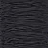 Black - 1/16 Elastic Cord