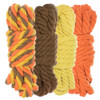 """1/4"""" Twisted Cotton Rope Kit - Fall"""