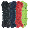 "1/4"" Twisted Cotton Rope Kit - Dazzle  - 40'"