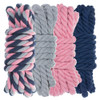 "1/4"" Twisted Cotton Rope Kit - Dusty  - 40'"