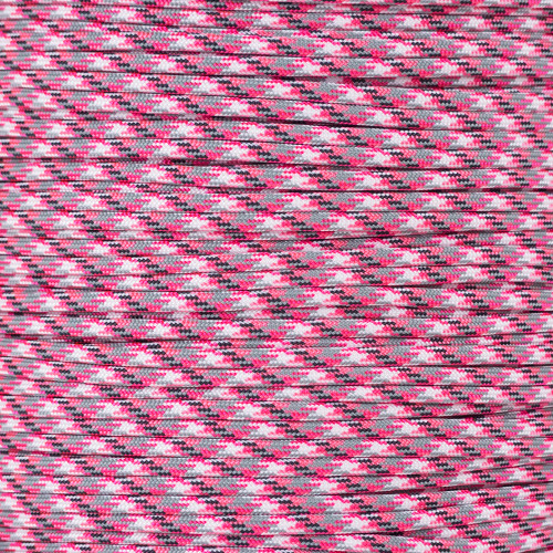 Basic Pink Camo - 550 Paracord