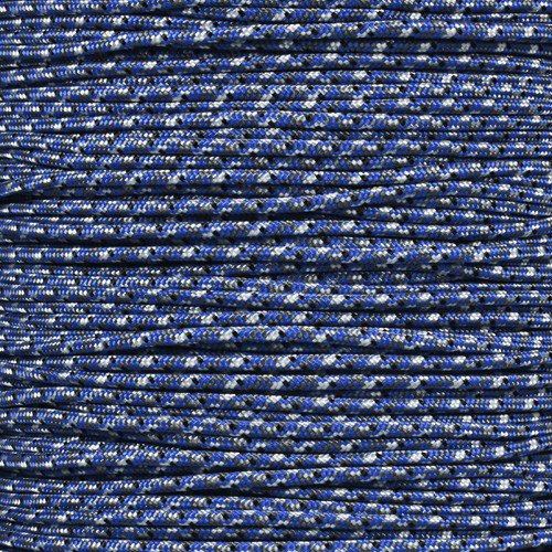 Blue Camo - 275 Paracord