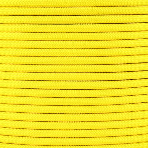 Parachute Cord - Neon Yellow Para-Max