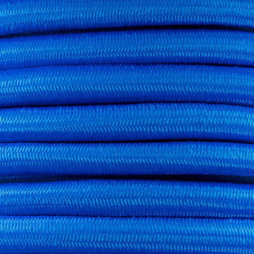 1/2in Shock Cord - Blue