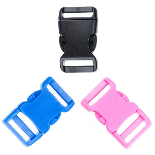 3/4 inch Side Release Contoured Buckle