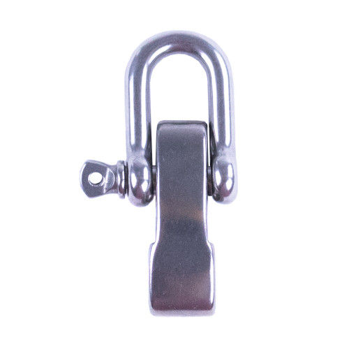 Adjustable D-Shackle - Stainless Steel