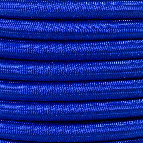 1/2 inch Shock Cord - Electric Blue
