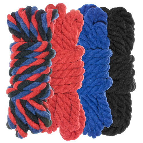 "1/4"" Twisted Cotton Rope Kit - Imperial"