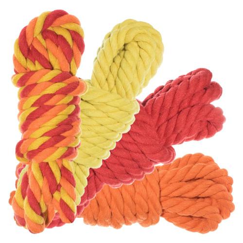 "1/2"" Twisted Cotton Rope Kit - Blazin'"