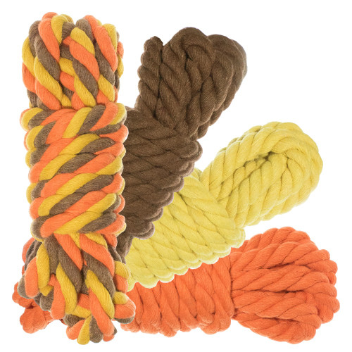 """1/2"""" Twisted Cotton Rope Kit - Fall"""