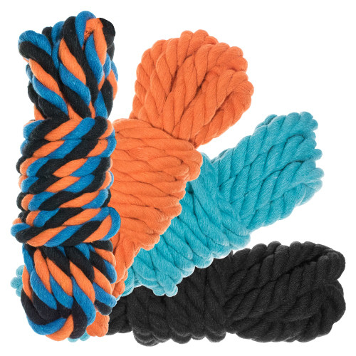 """1/2"""" Twisted Cotton Rope Kit - Twisted"""