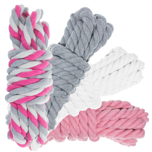 "1/2"" Twisted Cotton Rope 40' Kit - WGP"