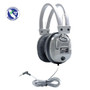 HamiltonBuhl SchoolMate™ Deluxe Stereo Headphone with 3.5 mm Plug and Volume Control
