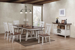 WINSLOW 7 Piece DINING SET