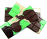 DiabeticFriendly's Sugar Free Camo Chocolate Bars, Set of 3 (about 3 oz each)