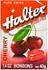 Halter Bonbons CHERRY Sugar Free Hard Candy, 1.4 oz fliptop box. Uses Isomalt, ZERO SODIUM