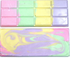 this is an example of the rainbow color scheme