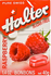 Halter Bonbons RASPBERRY Sugar Free Hard Candy, 1.4 oz fliptop box. Uses Isomalt, ZERO SODIUM