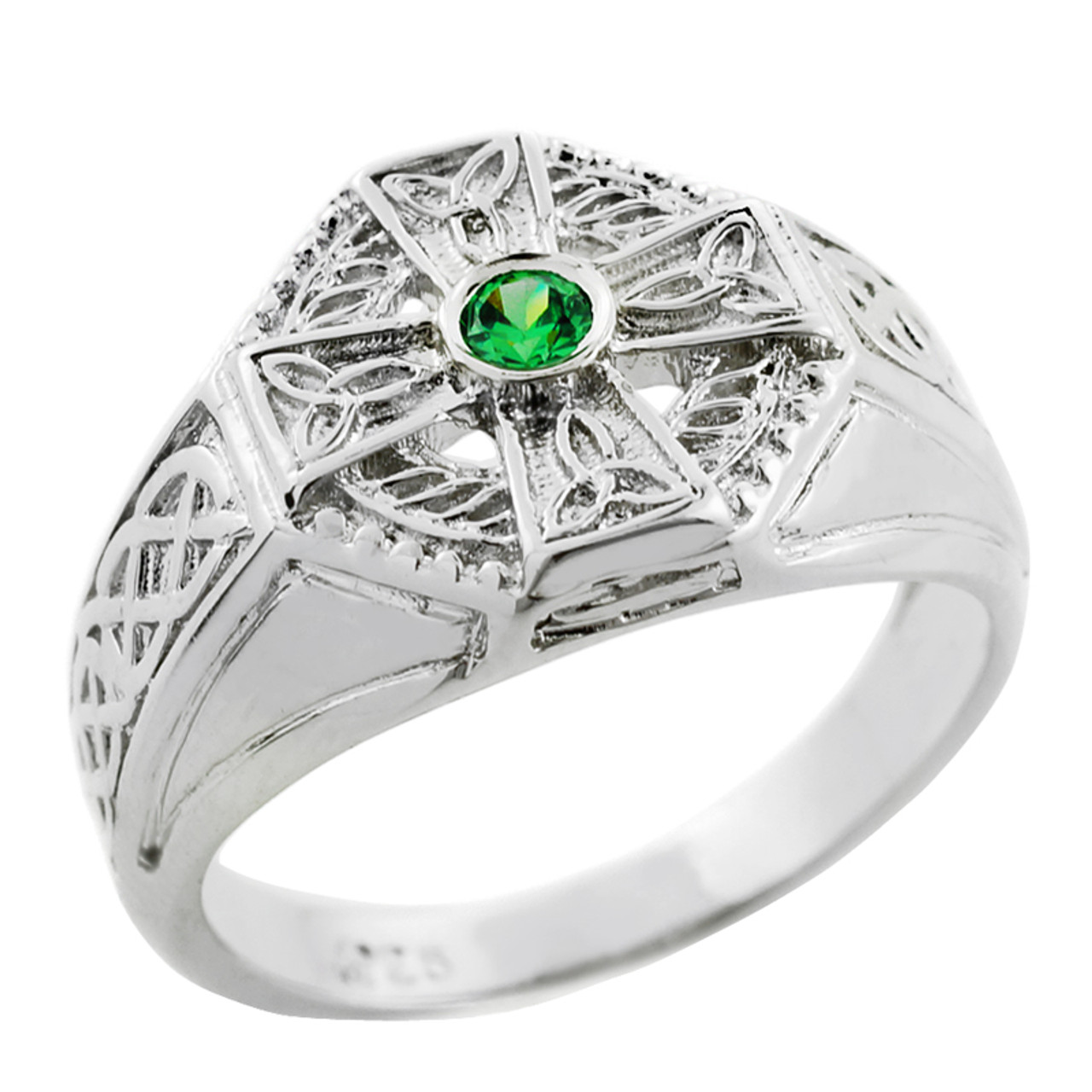 moon s star jewellery eagle double men sterling mens headed ring en silver rings