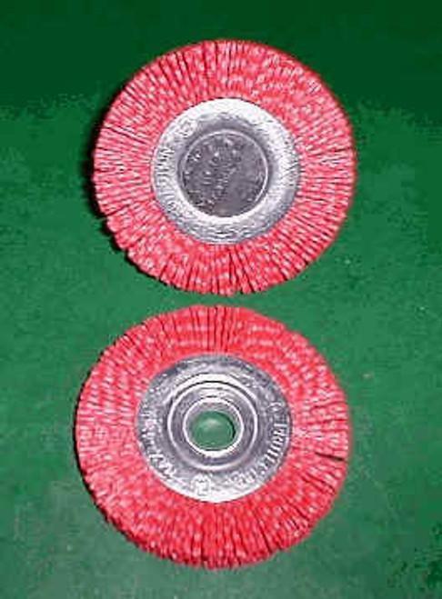 Abrasive Nylon Bristle Brushes