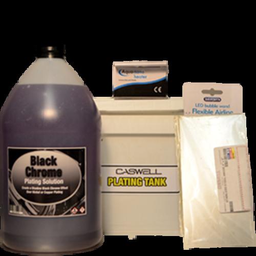 Black Chrome Plating Kit