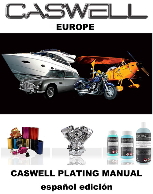 Caswell Plating Manual (Spanish Edition)