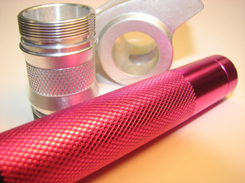 Fluorescent Pink Anodizing Dye