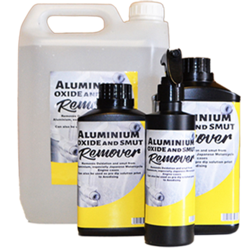 Aluminium Oxide and Smut Remover