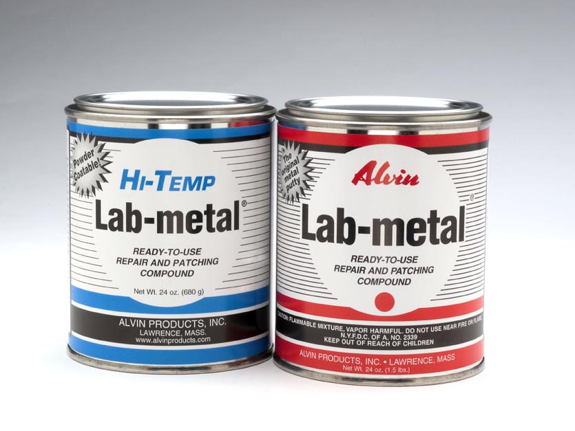 Metal Repair Pastes