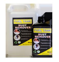 Fuel Tank Rust Remover