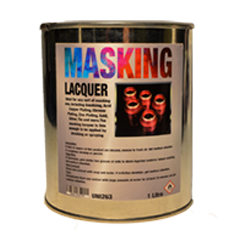 Masking Lacquer