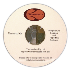Thermodata Viewer is a straightforward application for temperature monitoring.