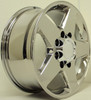 "Chrome 20"" 8 Lug 8-165 Wheels for 2000-2010 GMC , Denali 2500 3500 - New Set of 4"